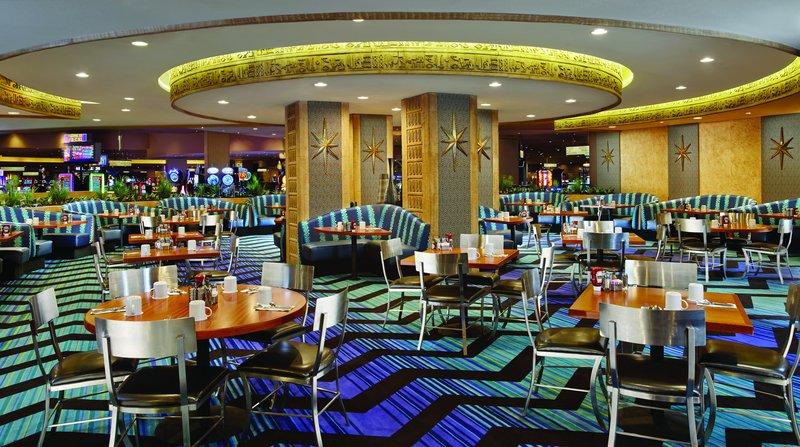 Luxor Resort and Casino-Pyramid Cafe<br/>Image from Leonardo