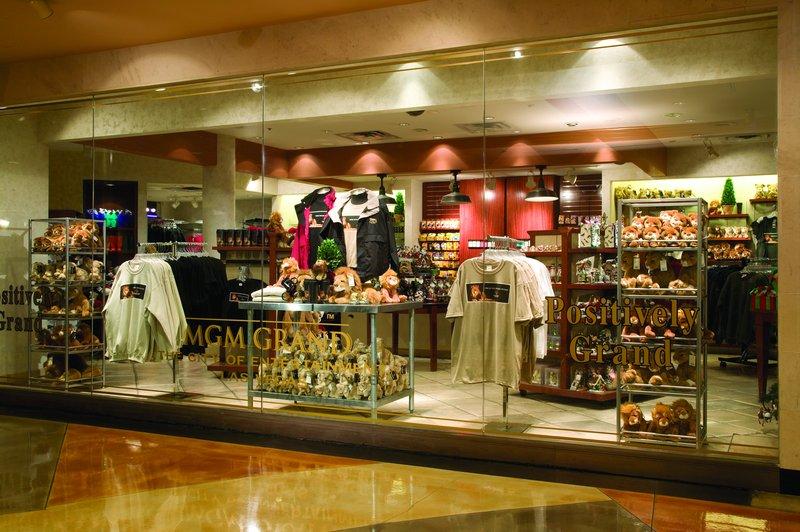 MGM Grand Hotel & Casino - Retail <br/>Image from Leonardo
