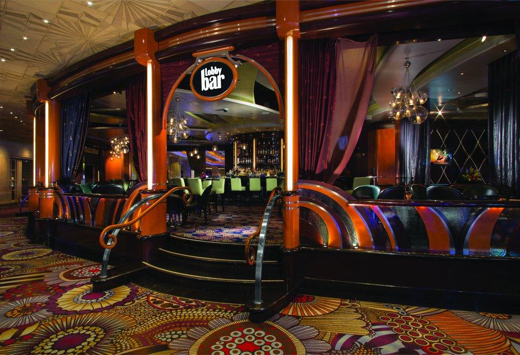 MGM Grand Hotel & Casino - Lobby Bar <br/>Image from Leonardo