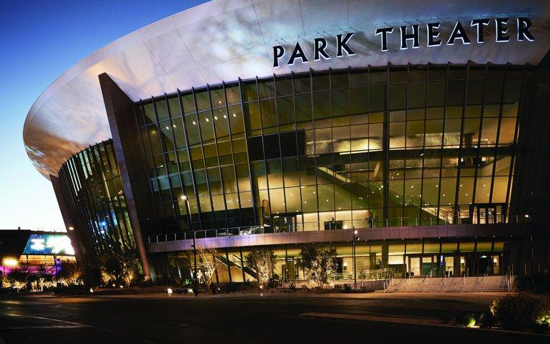 Park MGM Las Vegas - Park Theater <br/>Image from Leonardo
