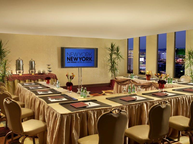 New York-New York Hotel - Meeting Space <br/>Image from Leonardo