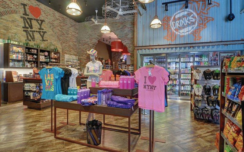 New York-New York Hotel - Retail <br/>Image from Leonardo