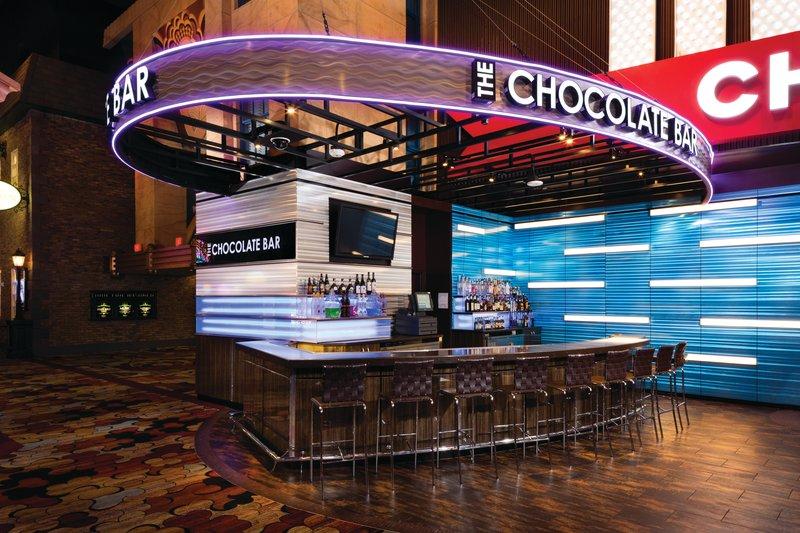New York-New York Hotel - Chocolate Bar <br/>Image from Leonardo