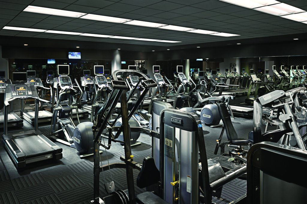 The Mirage Hotel and Casino - Fitness Room <br/>Image from Leonardo