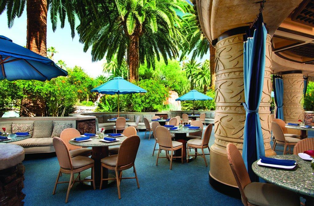 The Mirage Hotel and Casino - Paradise Cafe <br/>Image from Leonardo