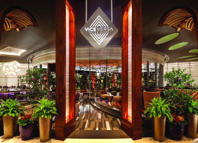 Vdara Hotel & Spa at Aria Las Vegas - Vice Versa Patio & Lounge <br/>Image from Leonardo