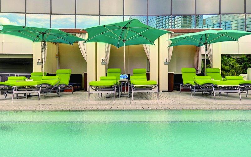 Vdara Hotel & Spa at Aria Las Vegas - Pool <br/>Image from Leonardo