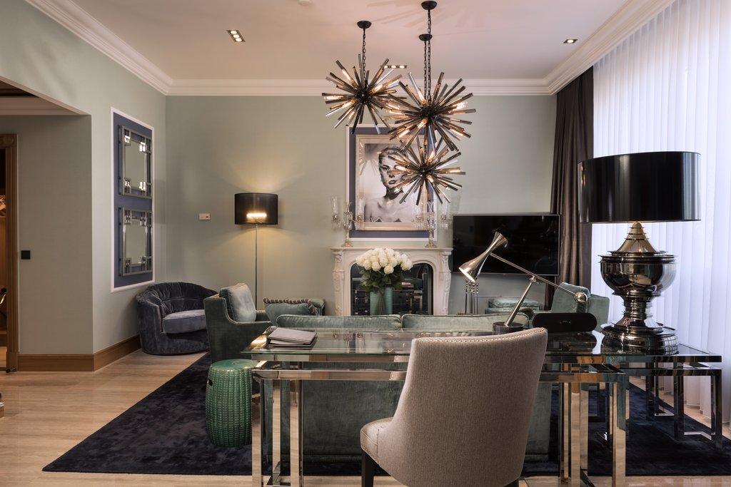 Hotel Palace Berlin - Park Suite Living II <br/>Image from Leonardo
