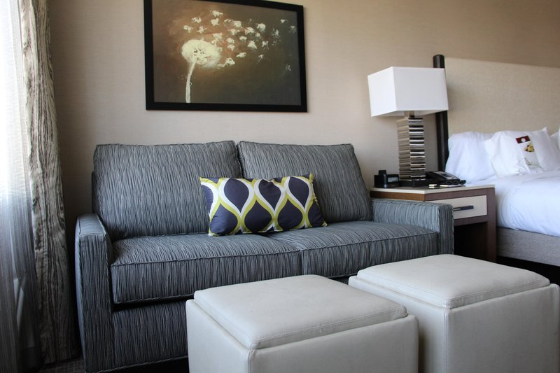 DoubleTree by Hilton Hotel Fresno Convention Center-Sofa Sleeper<br/>Image from Leonardo