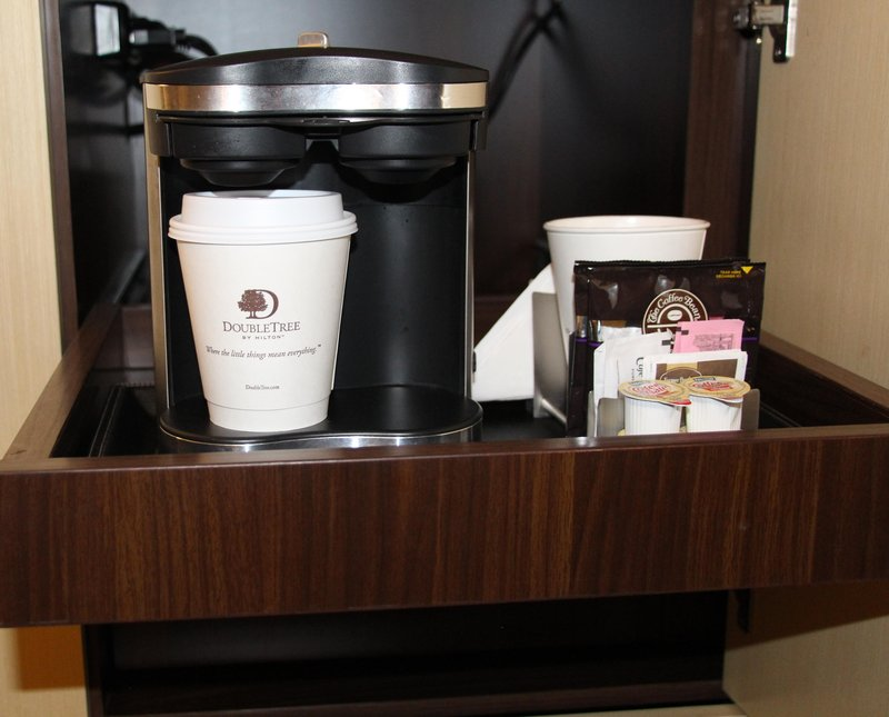 DoubleTree by Hilton Hotel Fresno Convention Center-Keurig Coffee Service<br/>Image from Leonardo