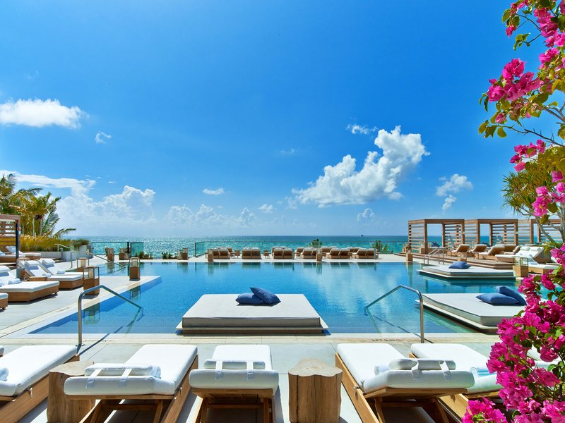 1 Hotel South Beach-Main Pool Day<br/>Image from Leonardo