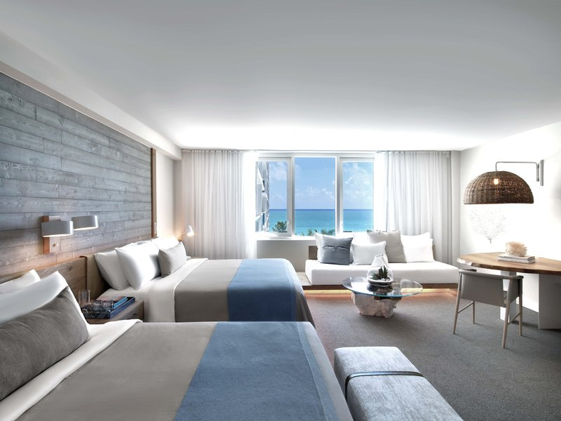 1 Hotel South Beach-Two Queen Beds Ocean View (2BEDS)<br/>Image from Leonardo