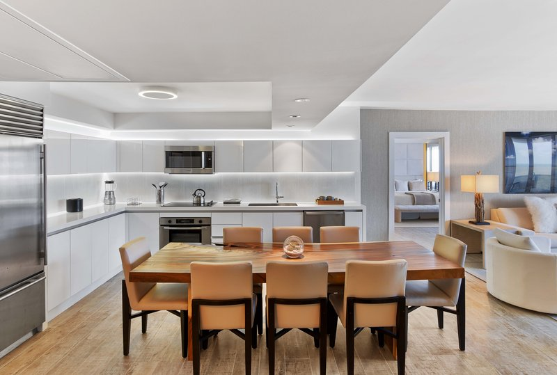 1 Hotel South Beach-2/3-Bedroom Home Ocean View Balcony (2/3HOVB) kitchen<br/>Image from Leonardo