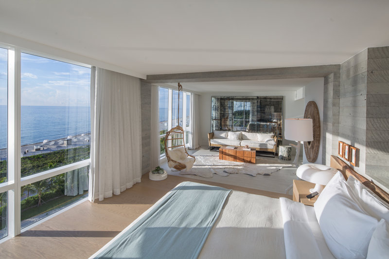 1 Hotel South Beach-Presidential Suite (PRES) bed<br/>Image from Leonardo