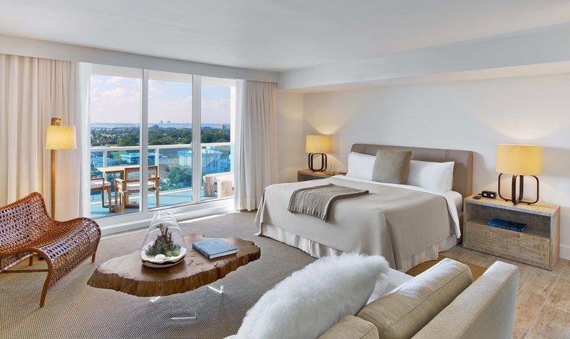1 Hotel South Beach-Studio Suite Balcony (STUSTB)<br/>Image from Leonardo