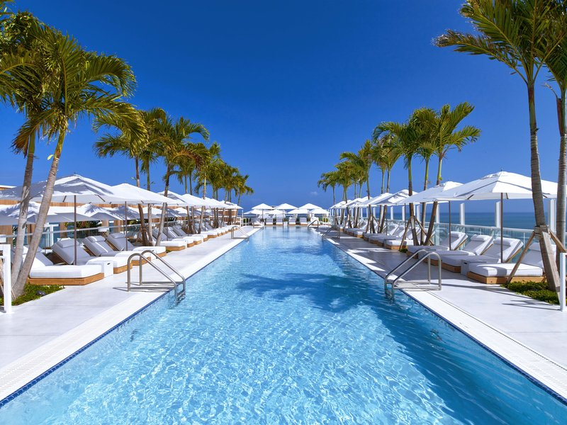 1 Hotel South Beach-Rooftop Pool Day<br/>Image from Leonardo