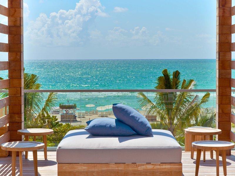 1 Hotel South Beach-Pools - Dune Cabana<br/>Image from Leonardo