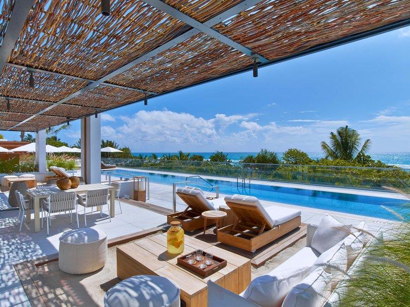 1 Hotel South Beach-Pools - Cabana Pool<br/>Image from Leonardo