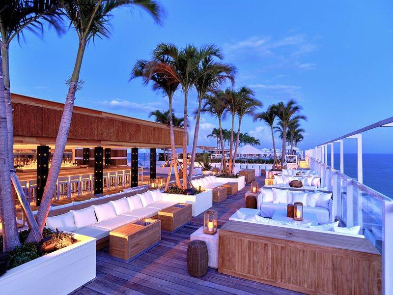 1 Hotel South Beach-Rooftop Lounge & Bar Night<br/>Image from Leonardo