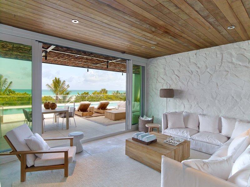 1 Hotel South Beach-Pools - Ultra Wave Cabana Interior<br/>Image from Leonardo