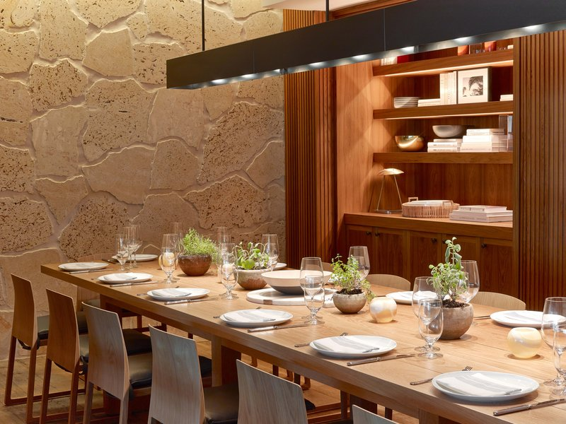 1 Hotel South Beach-Habitat Dining Room<br/>Image from Leonardo
