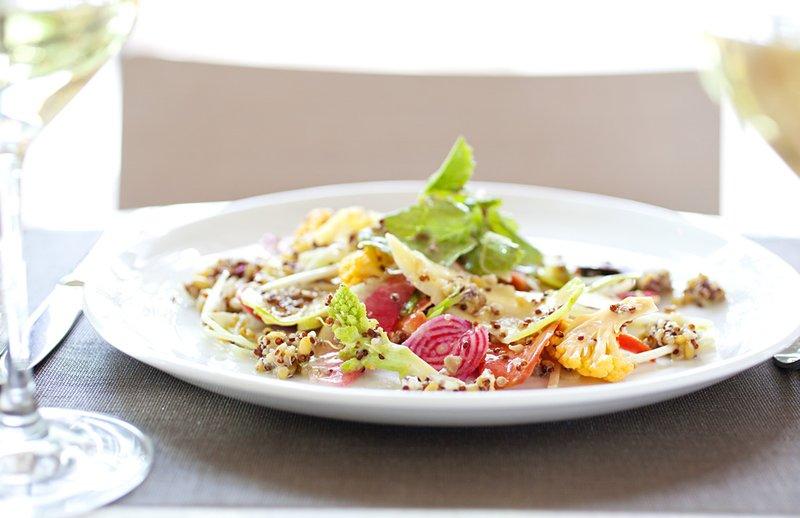1 Hotel South Beach-Organic Vegetables<br/>Image from Leonardo