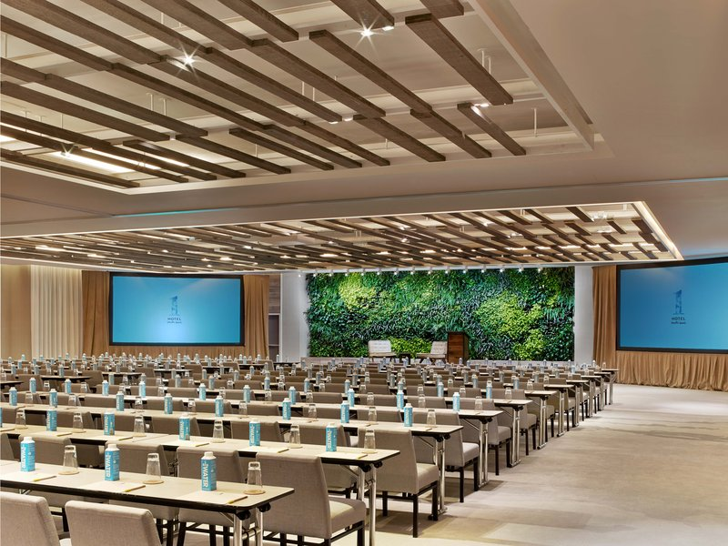 1 Hotel South Beach-Meeting Space - Terra Ballroom<br/>Image from Leonardo