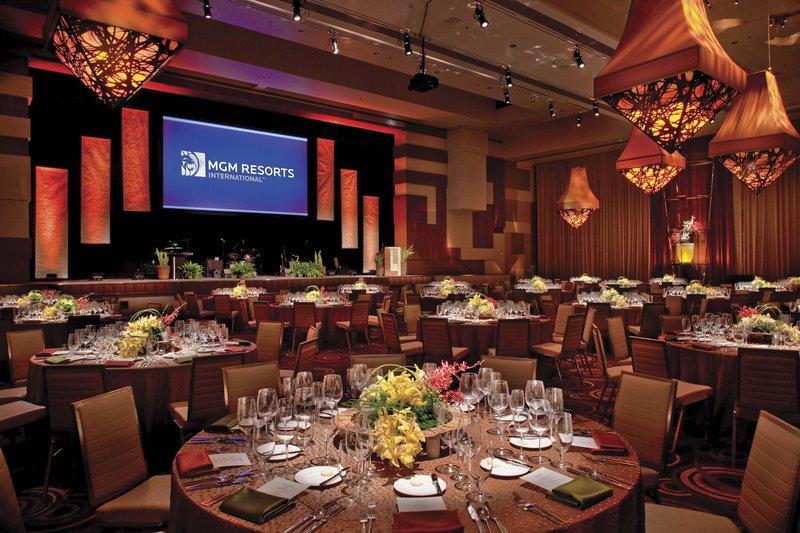 Aria Resort and Casino - Banquet <br/>Image from Leonardo