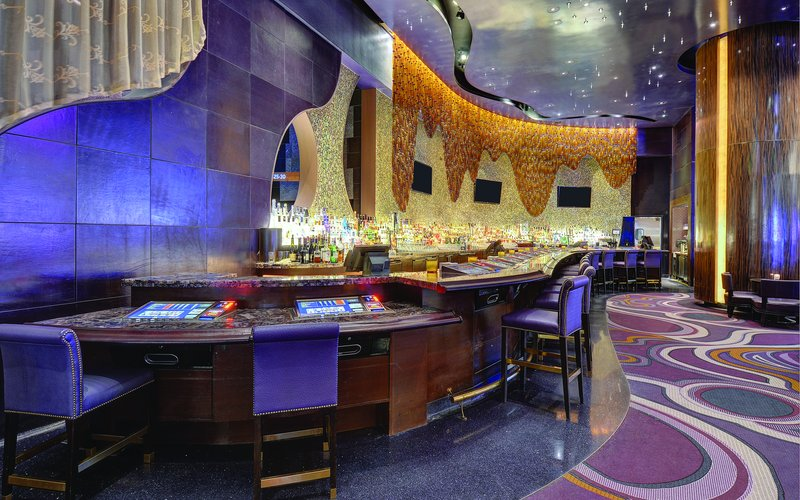 Aria Resort and Casino - Lift Bar <br/>Image from Leonardo