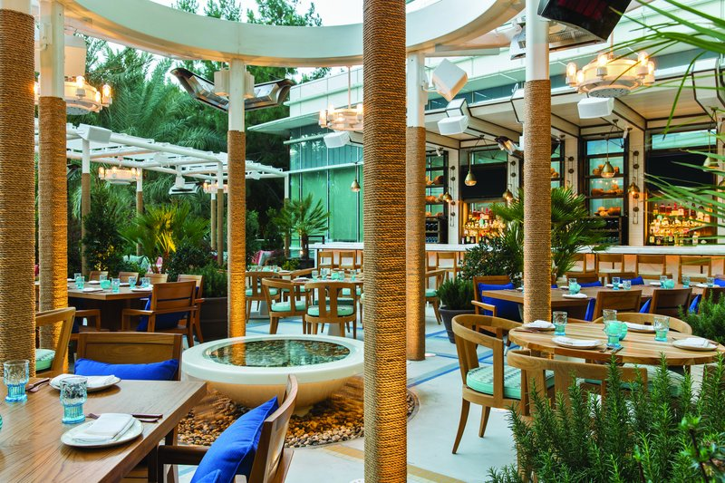 Aria Resort and Casino - Salt & Ivy <br/>Image from Leonardo