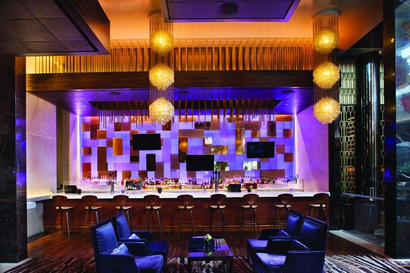 Aria Resort and Casino - Lobby Bar <br/>Image from Leonardo