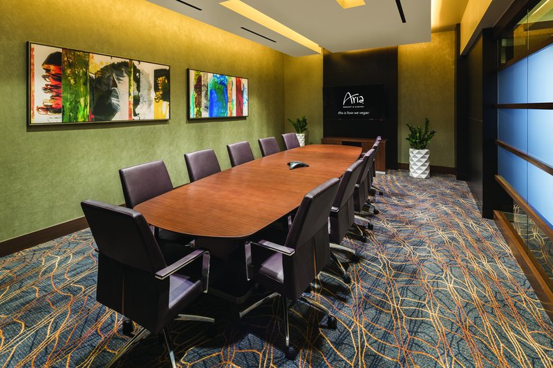 Aria Resort and Casino-Conference Room<br/>Image from Leonardo