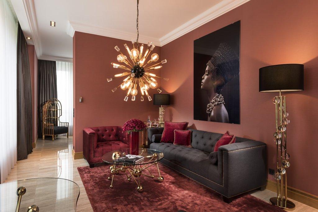 Hotel Palace Berlin - Senior Suite Living Room <br/>Image from Leonardo