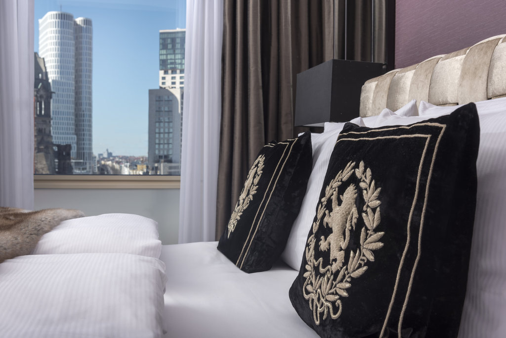 Hotel Palace Berlin - Royal Suite View <br/>Image from Leonardo