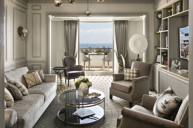 Hotel Barriere Le Majestic-Suite<br/>Image from Leonardo