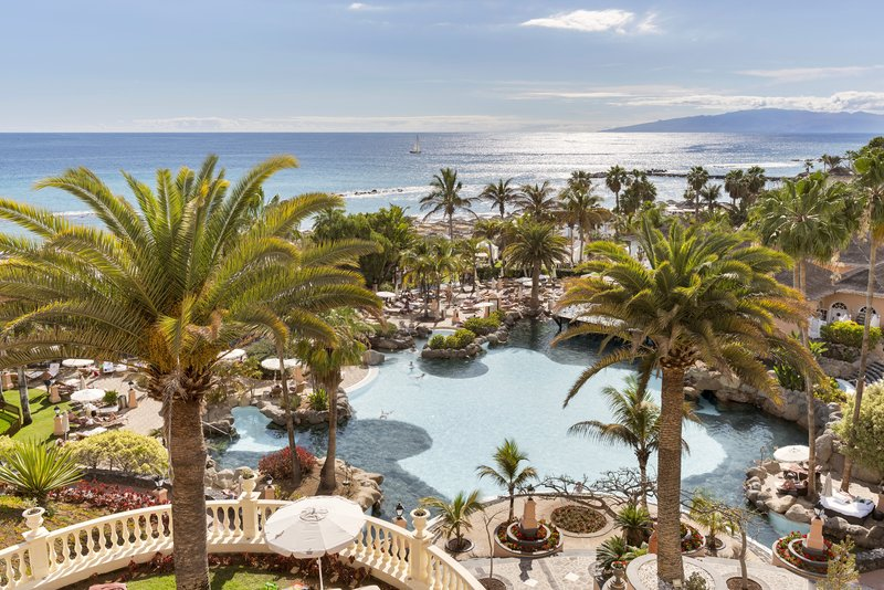 Gran Hotel Bahia del Duque-Main Swimming Pool<br/>Image from Leonardo