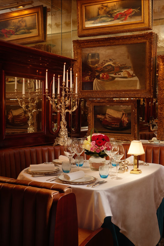 Rubens at the Palace - English Grill <br/>Image from Leonardo