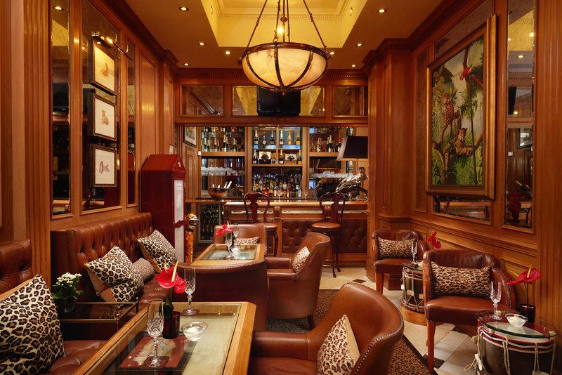 Rubens at the Palace - Leopard Bar <br/>Image from Leonardo