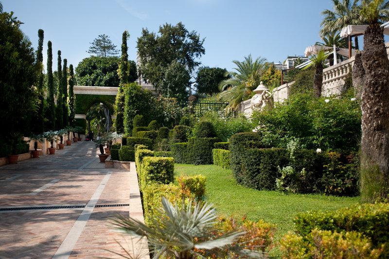 HOTEL METROPOLE MONTE CARLO-Gardens<br/>Image from Leonardo