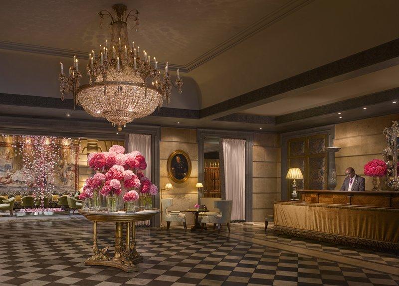 HOTEL METROPOLE MONTE CARLO-Conciergerie<br/>Image from Leonardo