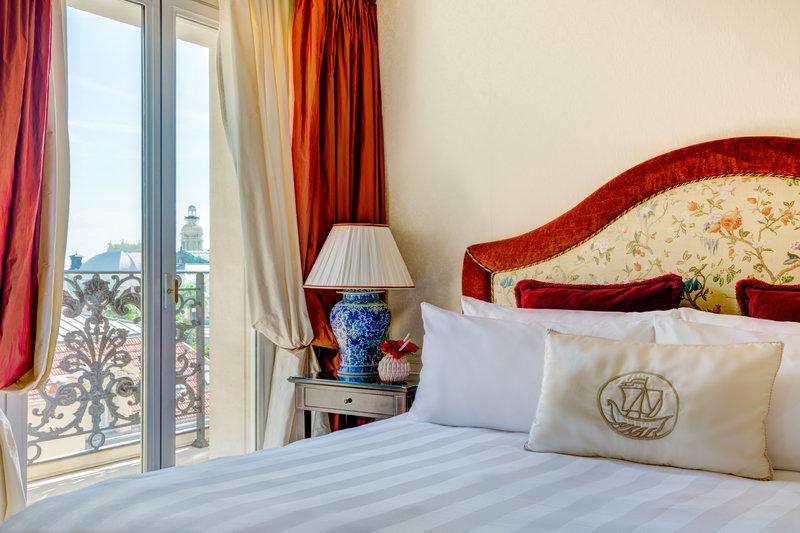 HOTEL METROPOLE MONTE CARLO-Deluxe Junior Suite<br/>Image from Leonardo