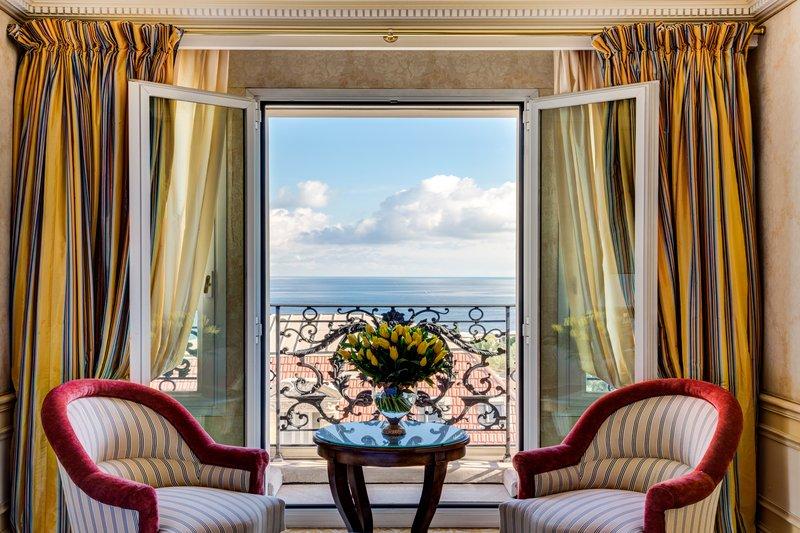 HOTEL METROPOLE MONTE CARLO-Seaview Deluxe Suite<br/>Image from Leonardo