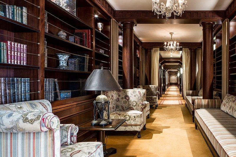 HOTEL METROPOLE MONTE CARLO-Seventh floor<br/>Image from Leonardo