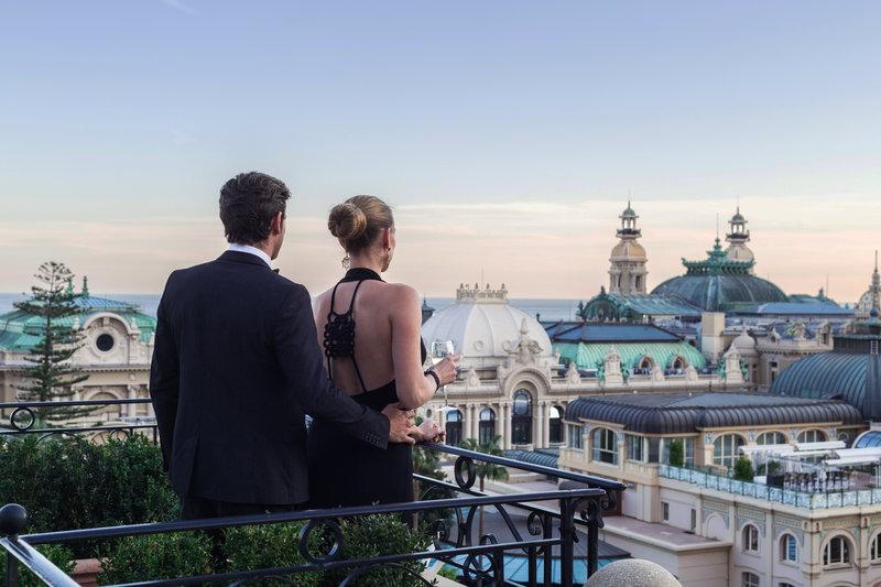 HOTEL METROPOLE MONTE CARLO-Carré d'Or Suite Terrace<br/>Image from Leonardo