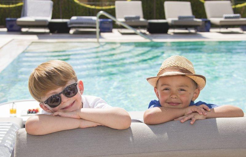 HOTEL METROPOLE MONTE CARLO-Happy kids<br/>Image from Leonardo