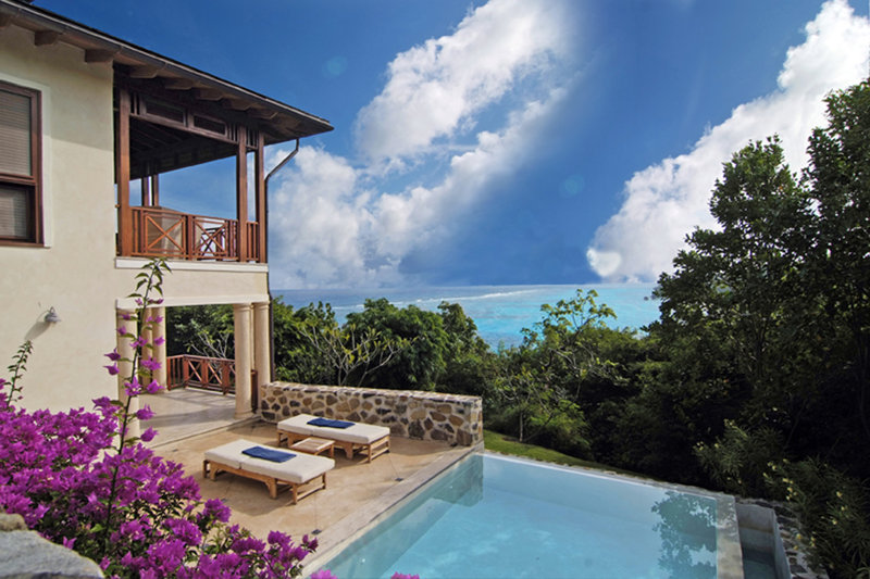Young  Island  Resort-Else Where Two Bedroom Villa Pool<br/>Image from Leonardo