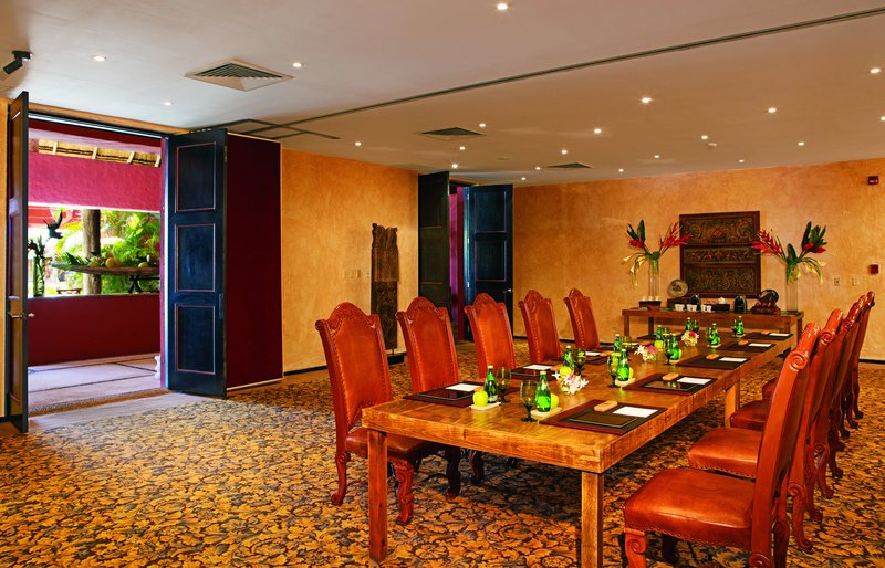 Zoetry Paraiso La Bonita - Meeting Room <br/>Image from Leonardo