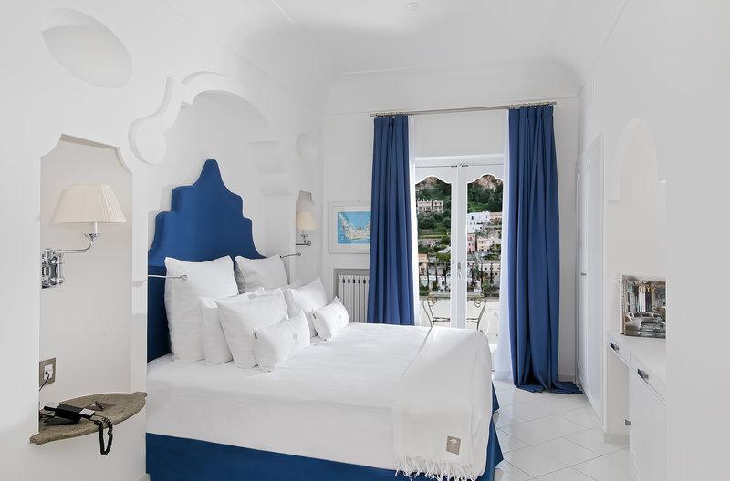 Hotel Villa Franca Positano-Superior<br/>Image from Leonardo
