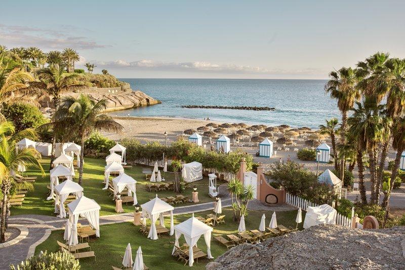 Gran Hotel Bahia del Duque-El Duque Beach<br/>Image from Leonardo