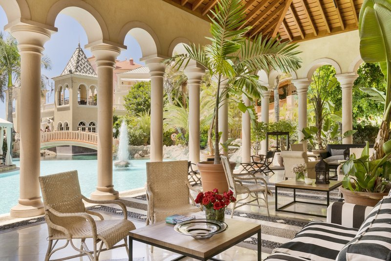 Gran Hotel Bahia Del Duque-Reading Room Bahia del Duque<br/>Image from Leonardo
